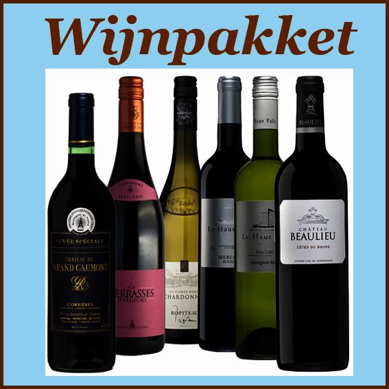 wijnpakketten deSwaan