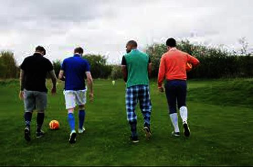 voetbalgolf noord-holland