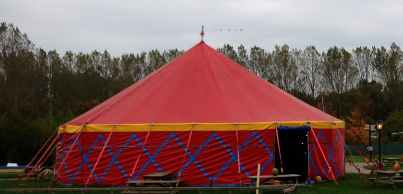 bijeenkomst locatie circus nh
