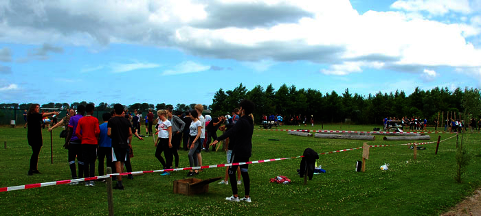 groepsuitje jeugd schoolkamp NH