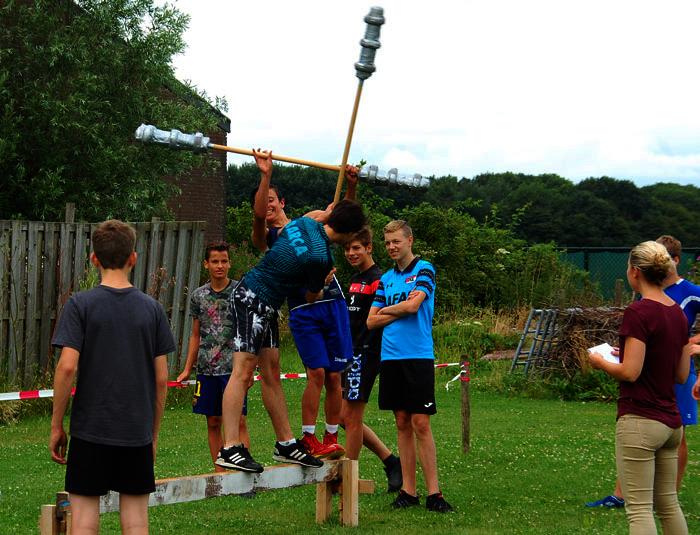 sportdag jeugd Noord-Holland