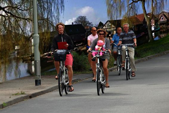 familiedag fiets noord holland